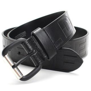 DIESEL - DIESEL メンズ ベルト ブラック