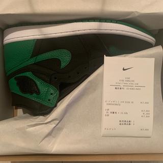 NIKE - Nike Air Jordan Retro High OG Pine Green