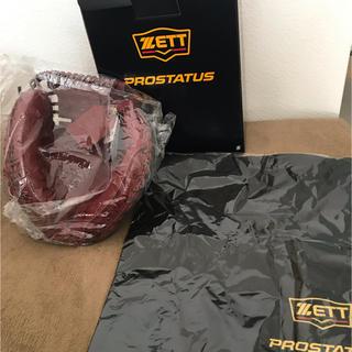 ZETT - ZETT PROSTATUS 硬式キャッチャーミット