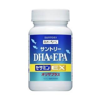 サントリー(サントリー)のサントリー DHA & EPA+セサミンEX (その他)