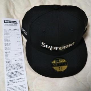 Supreme - Supreme NEW ERA 7 5/8 ブラック 60.6