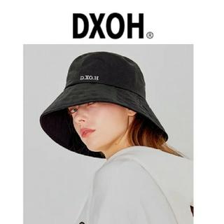 DXOH ロゴバケットハット