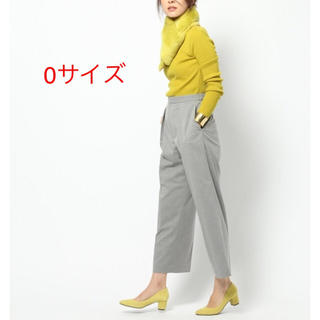 BARNYARDSTORM - 未使用☆*'雑誌掲載 BARNYARDSTORM セミワイド綺麗めタックパンツ