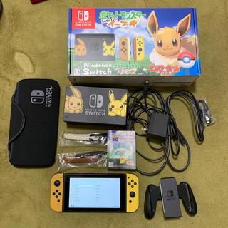 Nintendo Switch - Nintendo Switch ポケットモンスター イーブイセット スイッチ