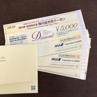 エーエヌエー(ゼンニッポンクウユ)(ANA(全日本空輸))の本日限定 大幅値下げ ANA クーポン 4万円相当(その他)