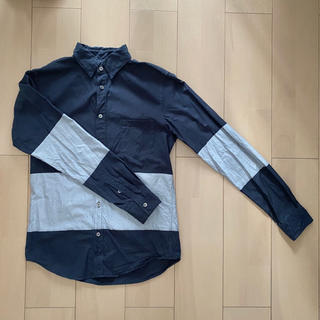 TOMORROWLAND - TOMORROW LAND バイカラーシャツ