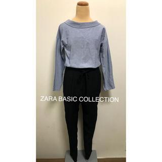 ZARA - ZARA BASIC COLLECTION  シャツオールインワン