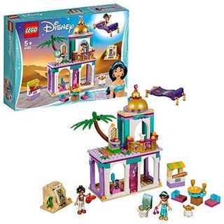 レゴ(LEGO) ディズニープリンセス アラジンとジャスミンのパレスアドベンチャ