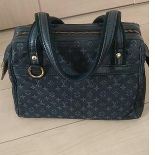 LOUIS VUITTON - ルイヴィトン⭐正規品⭐デニム モノグラム ⭐バック、ハンドバック、鞄