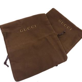 グッチ(Gucci)のGUCCI 巾着袋2枚(その他)