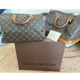 LOUIS VUITTON - LOUIS VUITTON バック2点セット箱付き ルイヴィトン