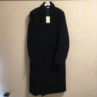Vetements ロゴ刺繍コート 購入金額約42万円