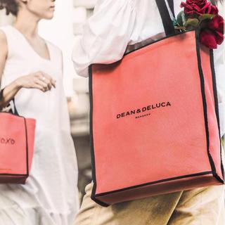DEAN & DELUCA - ★日本未発売★バンコク限定 DEAN&DELUCA バレンタイン トートバッグ