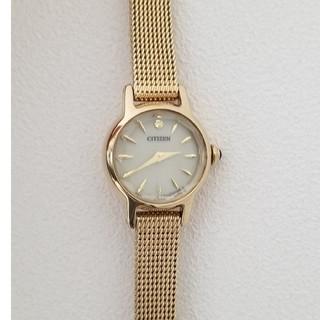 CITIZEN - CITIZEN kii  ゴールド 腕時計