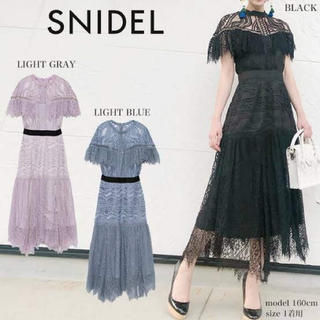 snidel - 定価26400円❤️新品タグ付❤️SNIDEL オケレースワンピース