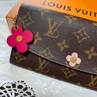 LOUIS VUITTON - 極上品 ルイヴィトン モノグラム ポルトフォイユ・エミリー 長財布 限定品