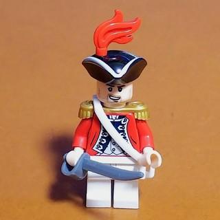 Lego - レゴ★パイレーツオブカリビアン 敵兵将校 美品 人気 激レア