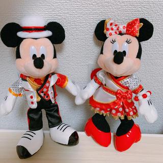 Disney - ベリーベリーミニー ミニー ぬいぐるみバッジ ぬいば ミッキー ぬいぐるみ 新品