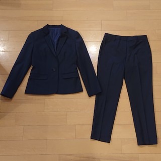PLST - PLST スーツセット ネイビー セレモニー