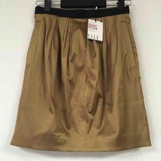 エル(ELLE)のELLE 未使用 スカート(ひざ丈スカート)