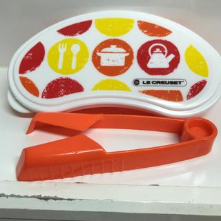 ルクルーゼ(LE CREUSET)のル・クルーゼ ベビー 離乳食 お弁当箱(離乳食器セット)