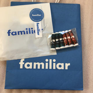 familiar - ファミリア 鉛筆キャップ 日本製