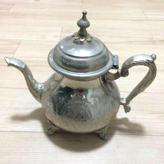 ザラホーム(ZARA HOME)のモロッコ製 ミントティー ポット(食器)