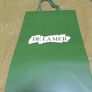 ドゥラメール(DE LA MER)のドゥ ラ メール 紙袋(ショップ袋)