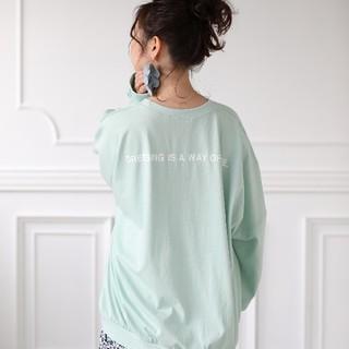 mite  ロングTシャツ