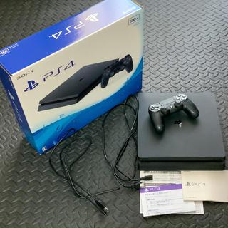 PlayStation4 - 【箱アリ】SONY PlayStation4 CUH-2000A (PS4本体)