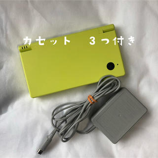 ニンテンドーDS(ニンテンドーDS)のDSi (家庭用ゲーム機本体)