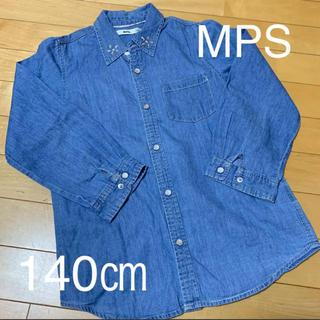エムピーエス(MPS)のMPS デニムシャツ(Tシャツ/カットソー)