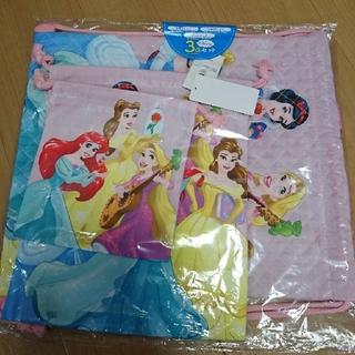 ディズニー(Disney)のプリンセス バッグ ナップサック 巾着(体操着入れ)
