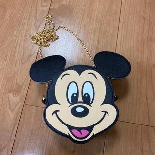 しまむら - 新品未使用品 ミッキーマウス チェーンショルダーバッグ しまむら