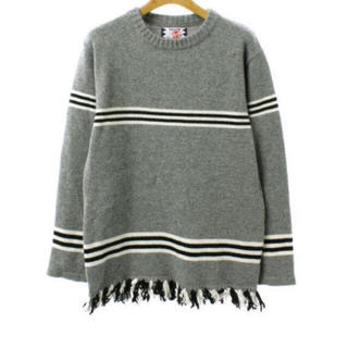 TOMORROWLAND - ボーダーセーター