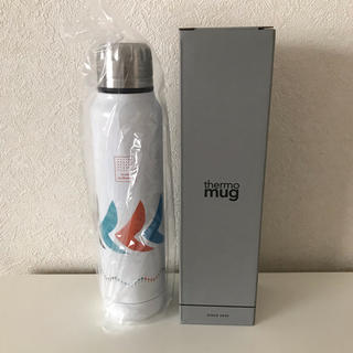 mina perhonen - 新品未使用 ミナペルホネン サーモマグ 水筒 バード bird タンブラー