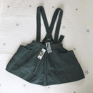 Bonpoint - 新品未使用  BONTON  吊りスカート  4A