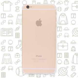 アイフォーン(iPhone)の【B】iPhone6Plus/64/SIMフリー(スマートフォン本体)