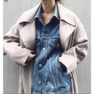 プラージュ(Plage)の定価33480円 JANE SMITH★BIGタッカーデニムシャツ★HYKE(Gジャン/デニムジャケット)