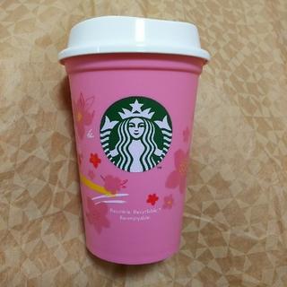 Starbucks Coffee - スタバ * リユーザブル カップ 桜