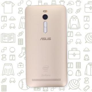 エイスース(ASUS)の【A】ZenFone2/ASUS_Z00AD/32/ソフトバンク(スマートフォン本体)