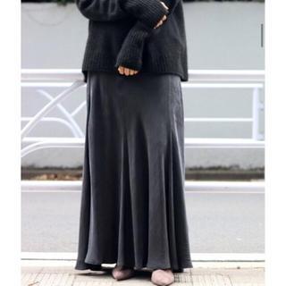 Plage - 新品⭐️今季完売品/プラージュ/Plage Fibril ギャザーロングスカート