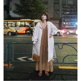 LE CIEL BLEU - 完売 エトレトウキョウ キルティングコート