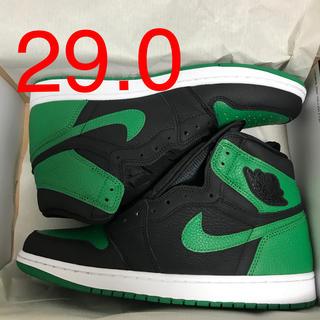 NIKE - Air Jordan 1 Pine Green