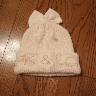 マークアンドロナ(MARK&LONA)のマーク&ロナ ニット帽(ウエア)