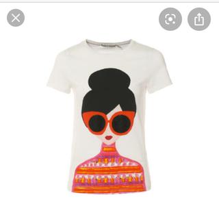 アリスアンドオリビア(Alice+Olivia)のアリスアンドオリビア Tシャツ(Tシャツ/カットソー(半袖/袖なし))