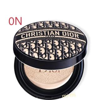 Dior - ディオールスキン フォーエヴァークッション ディオールマニア エディション 0N