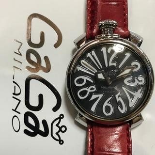 ガガミラノ(GaGa MILANO)のガガミラノ 腕時計(腕時計(デジタル))
