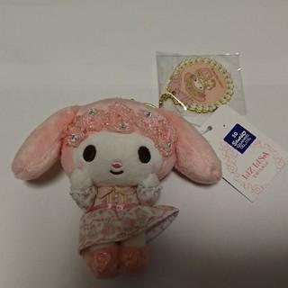 リズリサ(LIZ LISA)の新品タグ有り リズリサ 丸襟花柄ワンピ マスコット チャーム (チャーム)