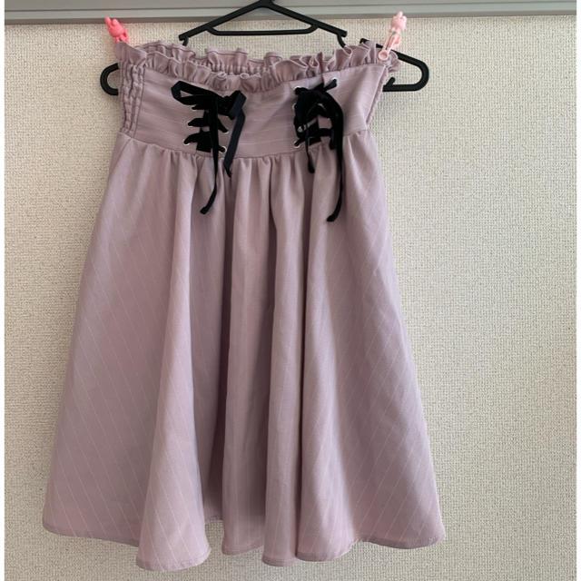 Ank Rouge(アンクルージュ)のAnk Rouge (アンクルージュ) スカート レディースのスカート(ひざ丈スカート)の商品写真